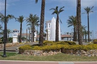 Entrance to La Torre Golf Resort