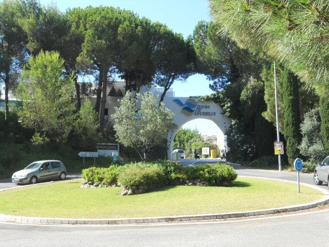 Entrance to Bahia de Marbella