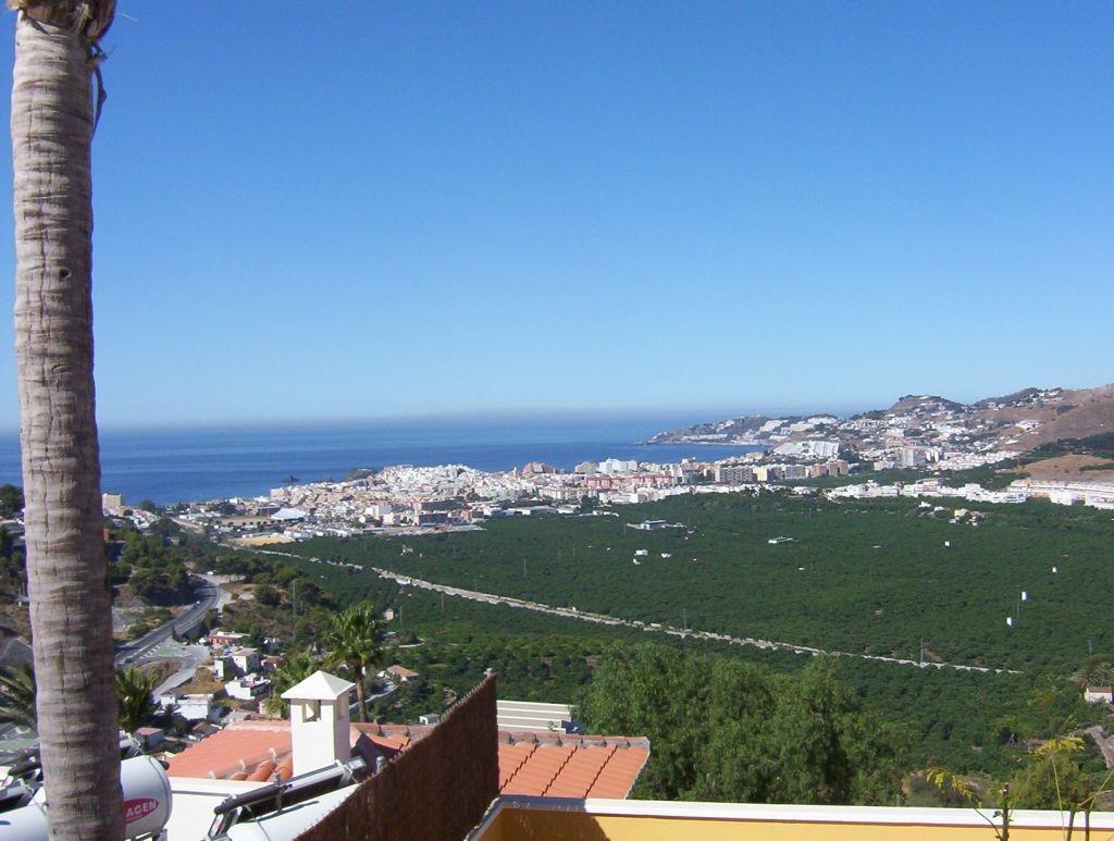 Views over Almunecar