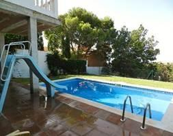 Vacation Villa in Benalmadena