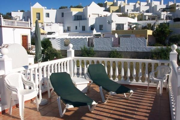 Vacation Bungalow in Nerja