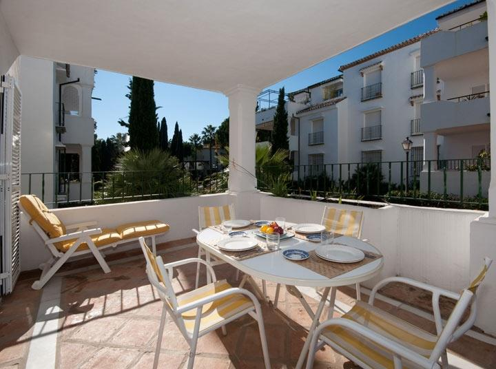 Holiday Apartment in Marbella