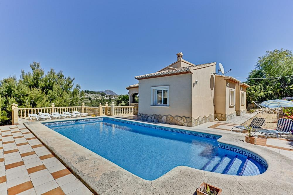 Vacation Villa in Benitachell