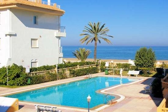 Vacation Apartment in Denia