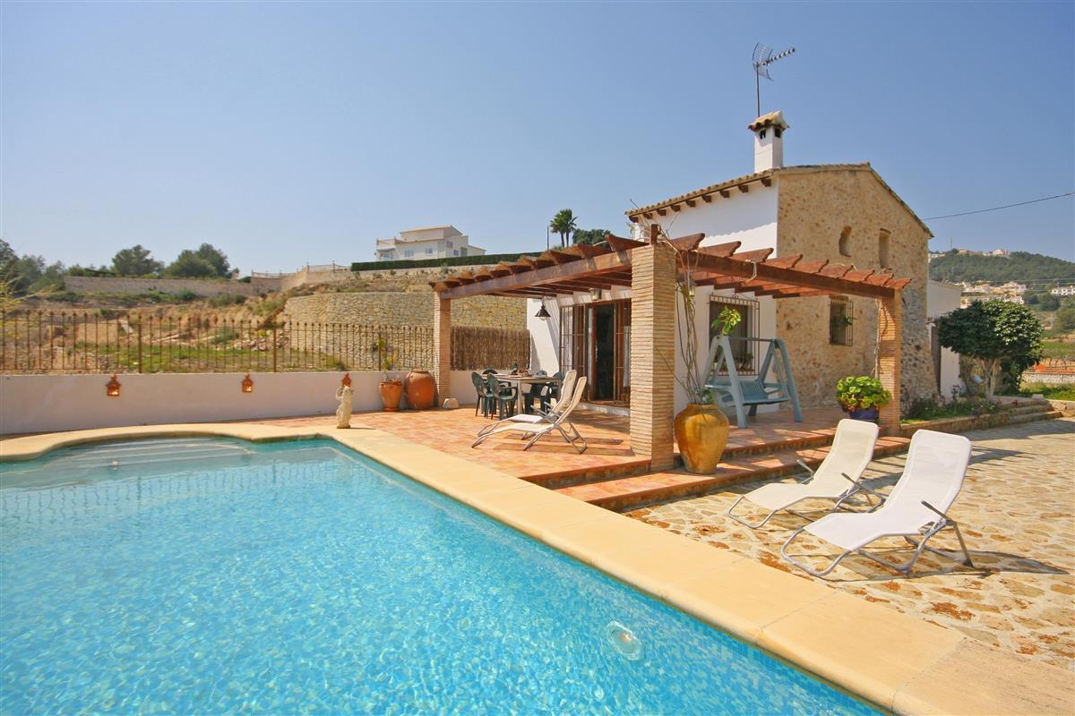 Holiday Villa in Calpe