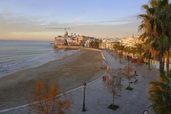 San Sebastian beach - on your doorstep