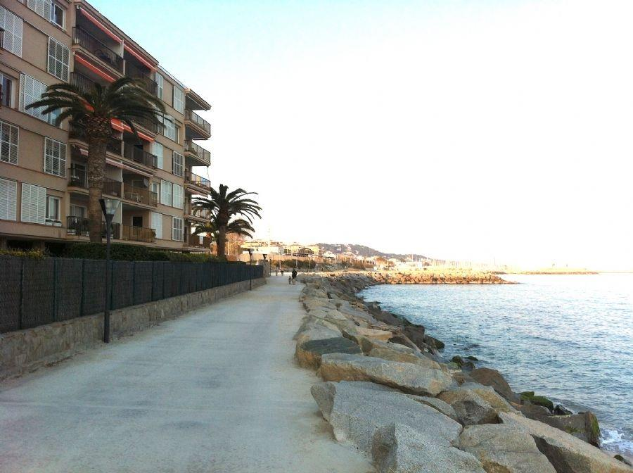 50m to the beach and 400m to Port Balis harbour