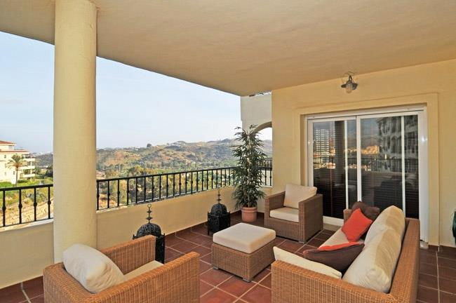 Location en Appartement à Mijas