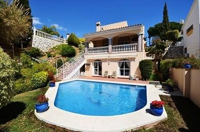 Vacation Villa in Calahonda