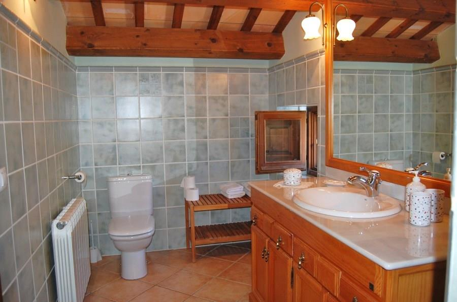 The other spacious bathroom