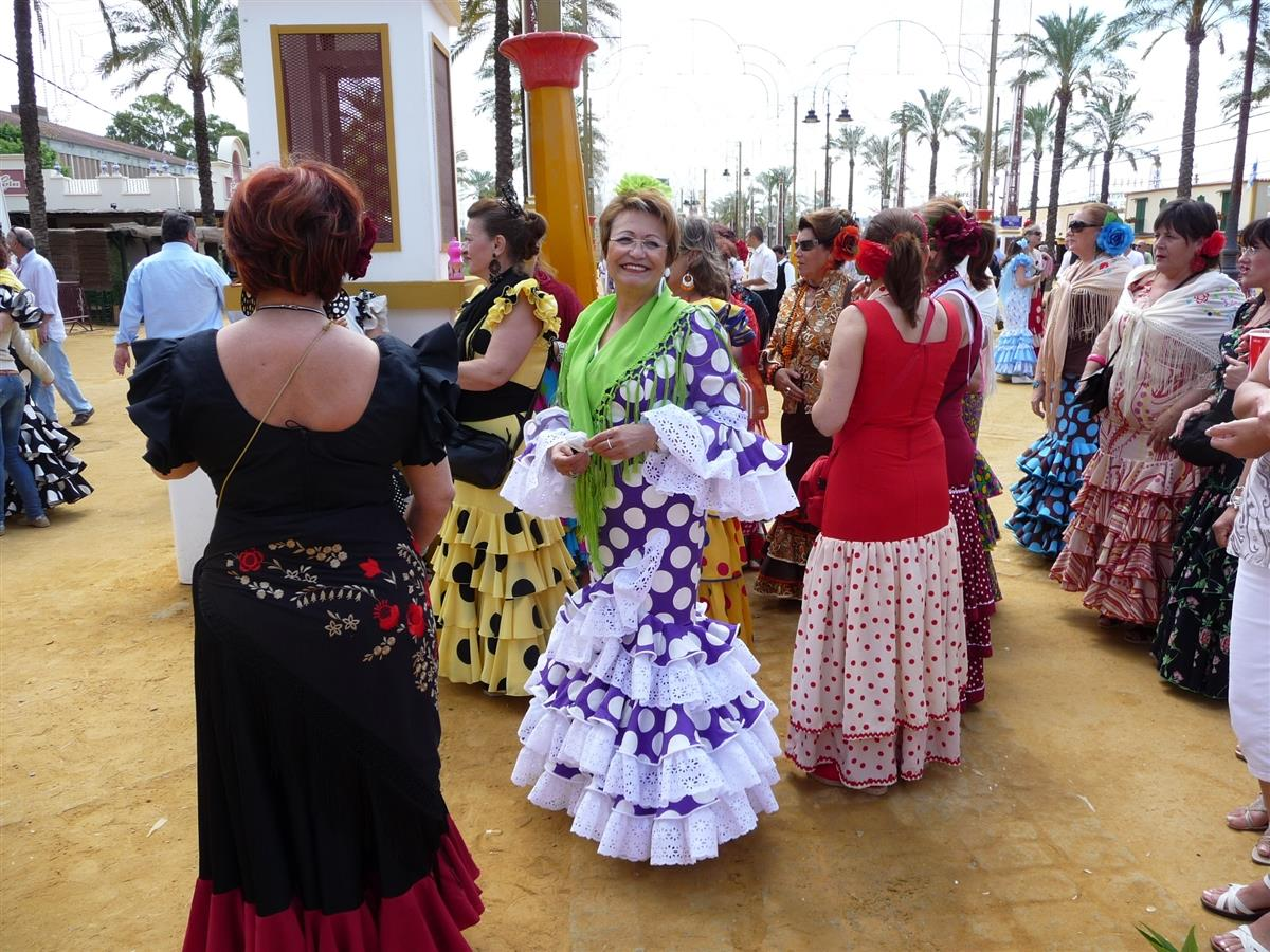 Feria in Jerez 7-13 may 2012
