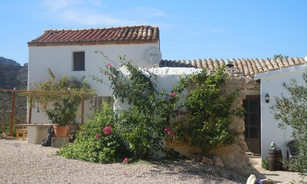 Holiday Country house in Rasquera