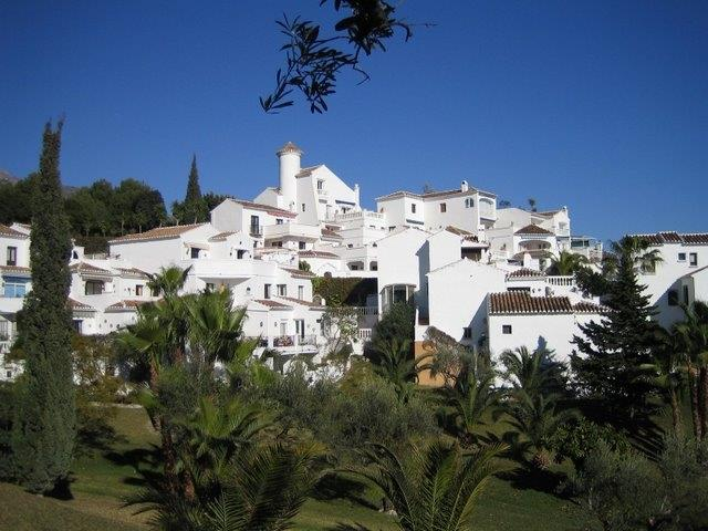 View towards Oasis de capistrano