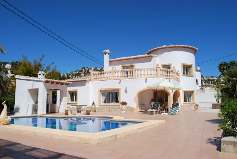 Location en Villa à Moraira