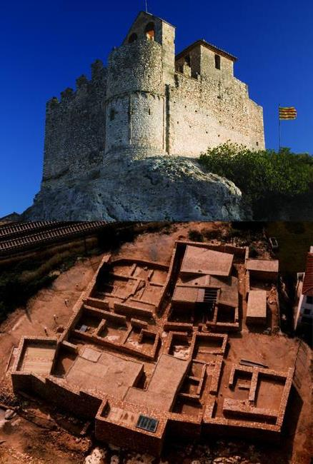 Visit the Calafell Castle and Iberic village