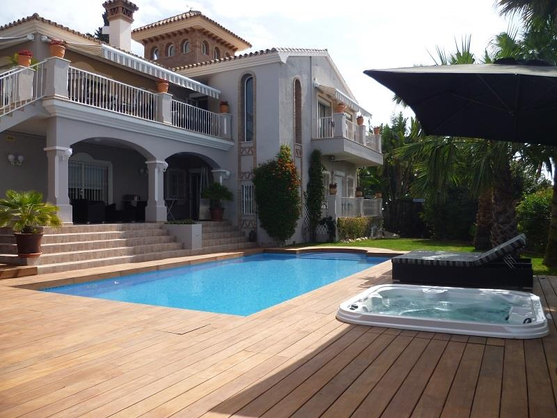 Holiday Villa in Marbella