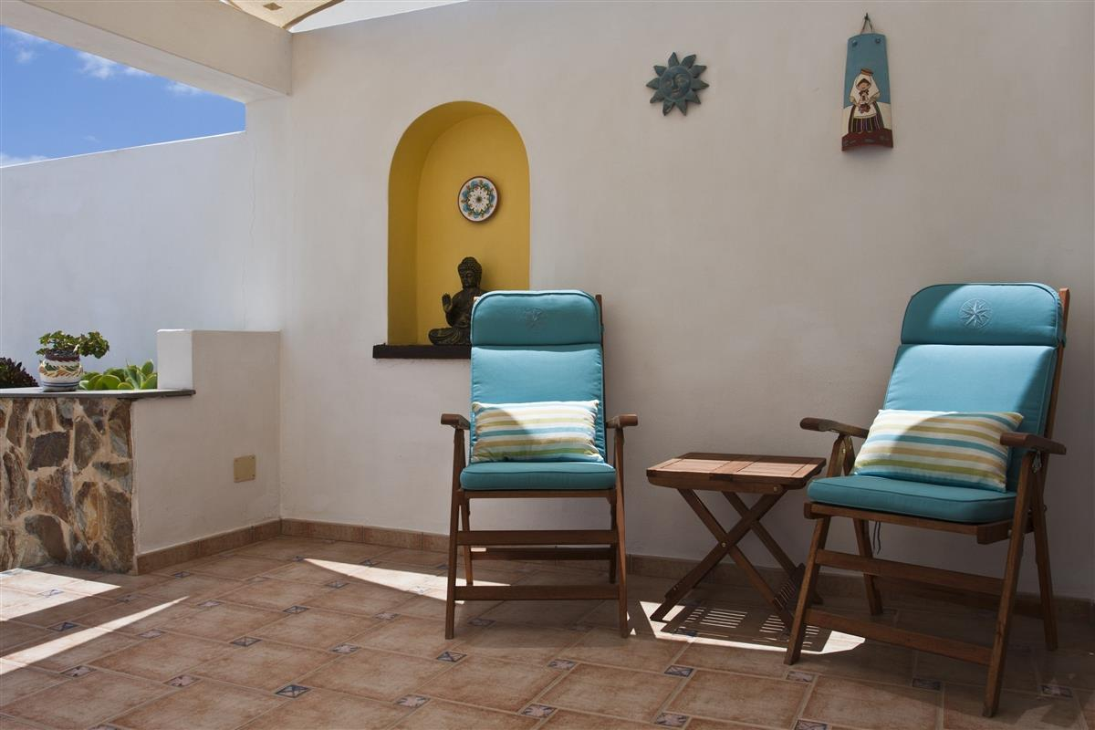 Chill Out Terraze with access to pool area