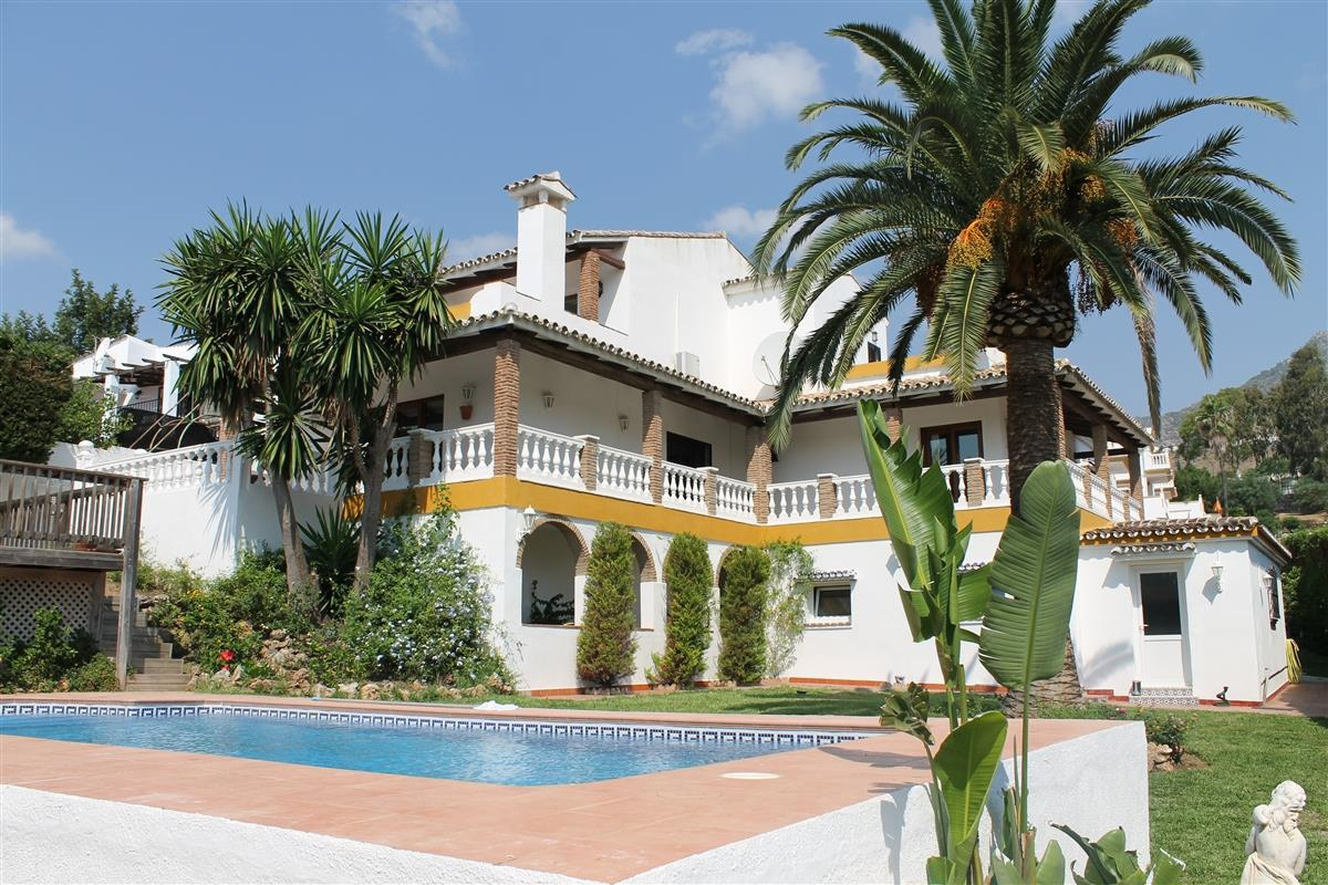 Holiday Villa in Benalmadena