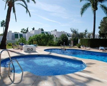 Vacation Apartment in Marbella