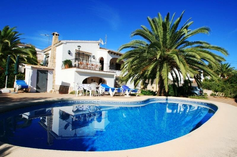 Holiday Villa in Benissa