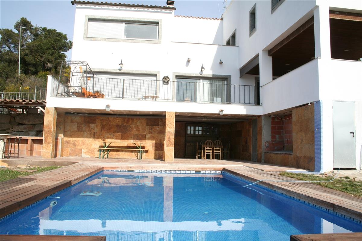 Holiday Villa in Santa Susanna