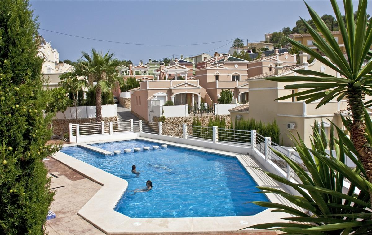 Bungalow in Calpe