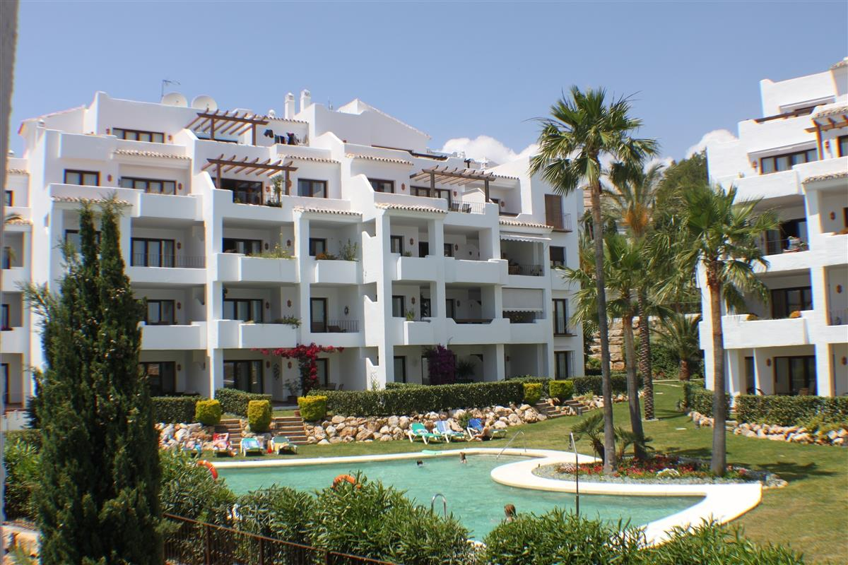 Holiday Apartment For Rent In Mijas Golf