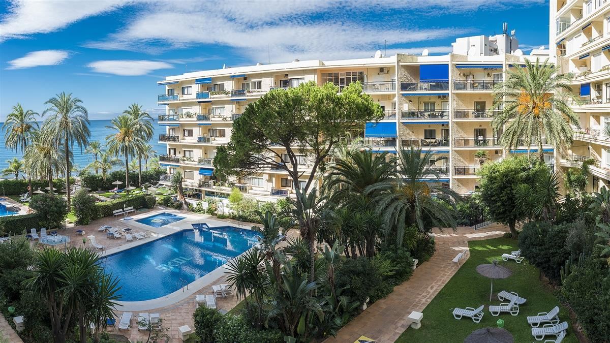 Holiday apartment for rent in Marbella (Gran Marbella ...