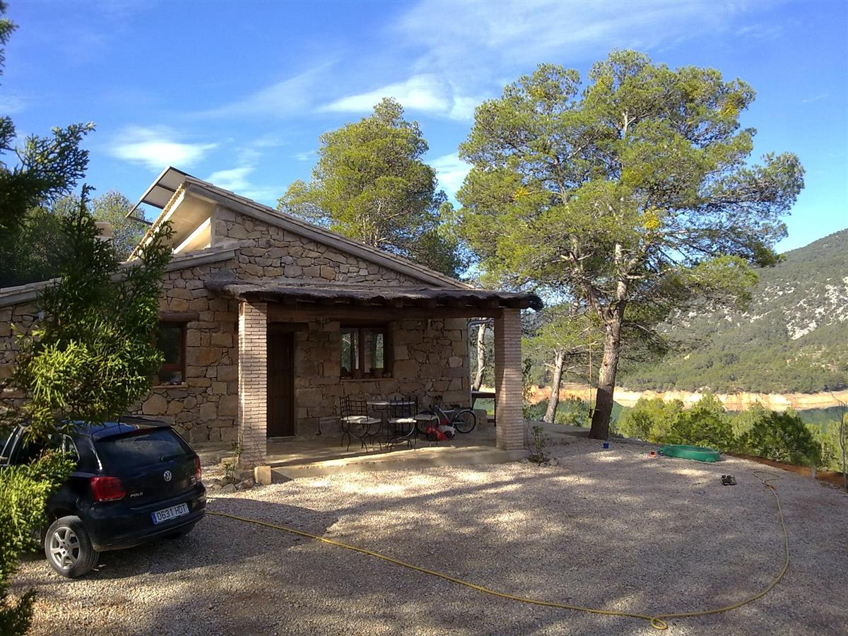 Holiday country house for rent in beceite beceite vacation country