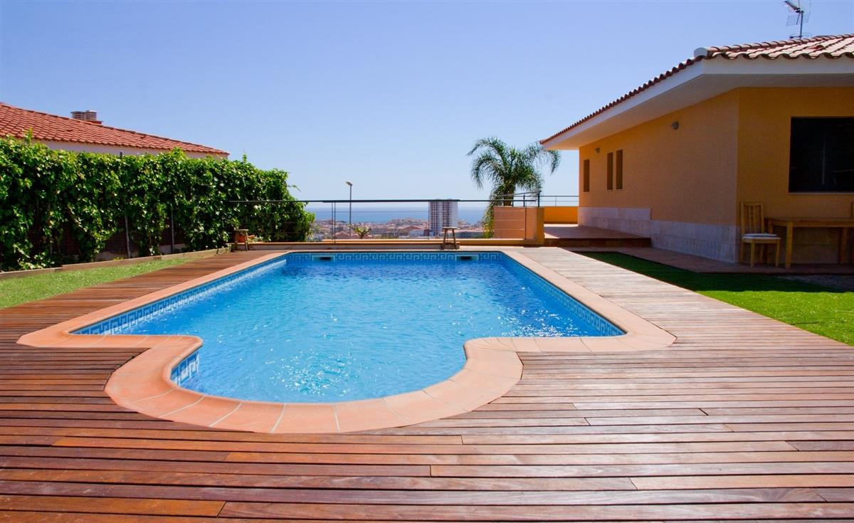 Vacation Villa in Calella