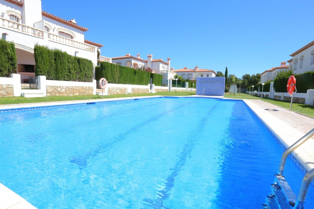 Holiday Townhouse in Cambrils