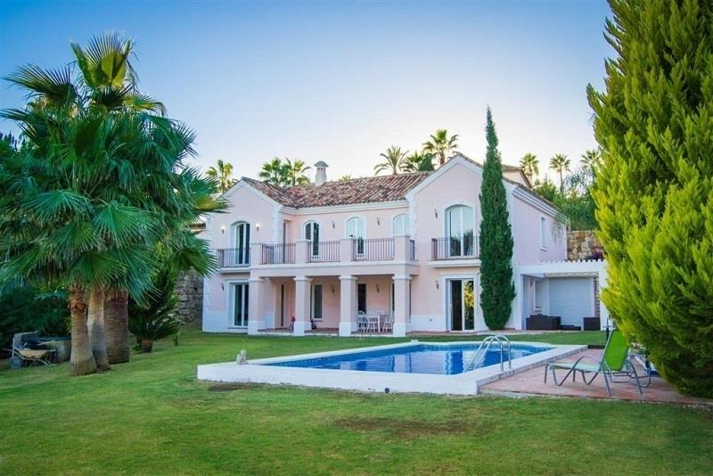 Vacation Villa in Marbella