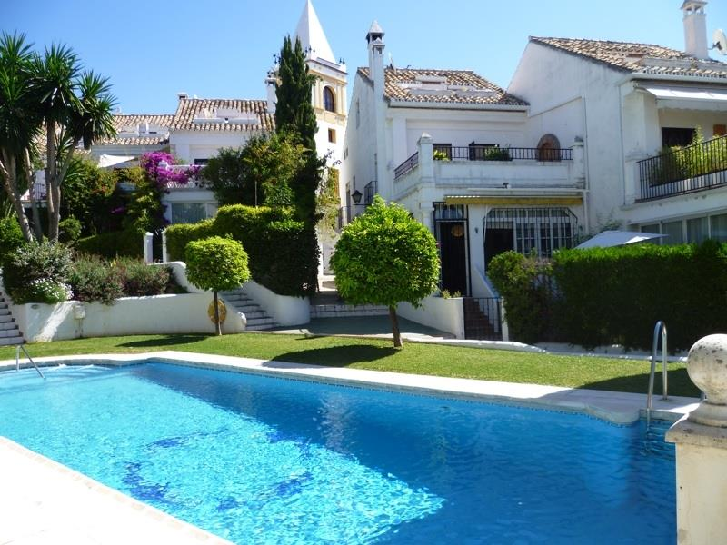 Vacation Townhouse in Marbella