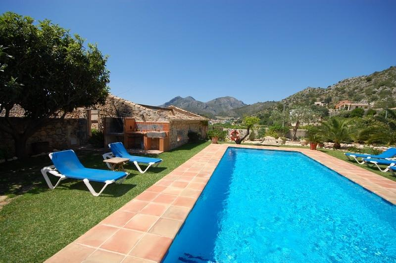 Holiday home Xaymaca pool valley & mountain views