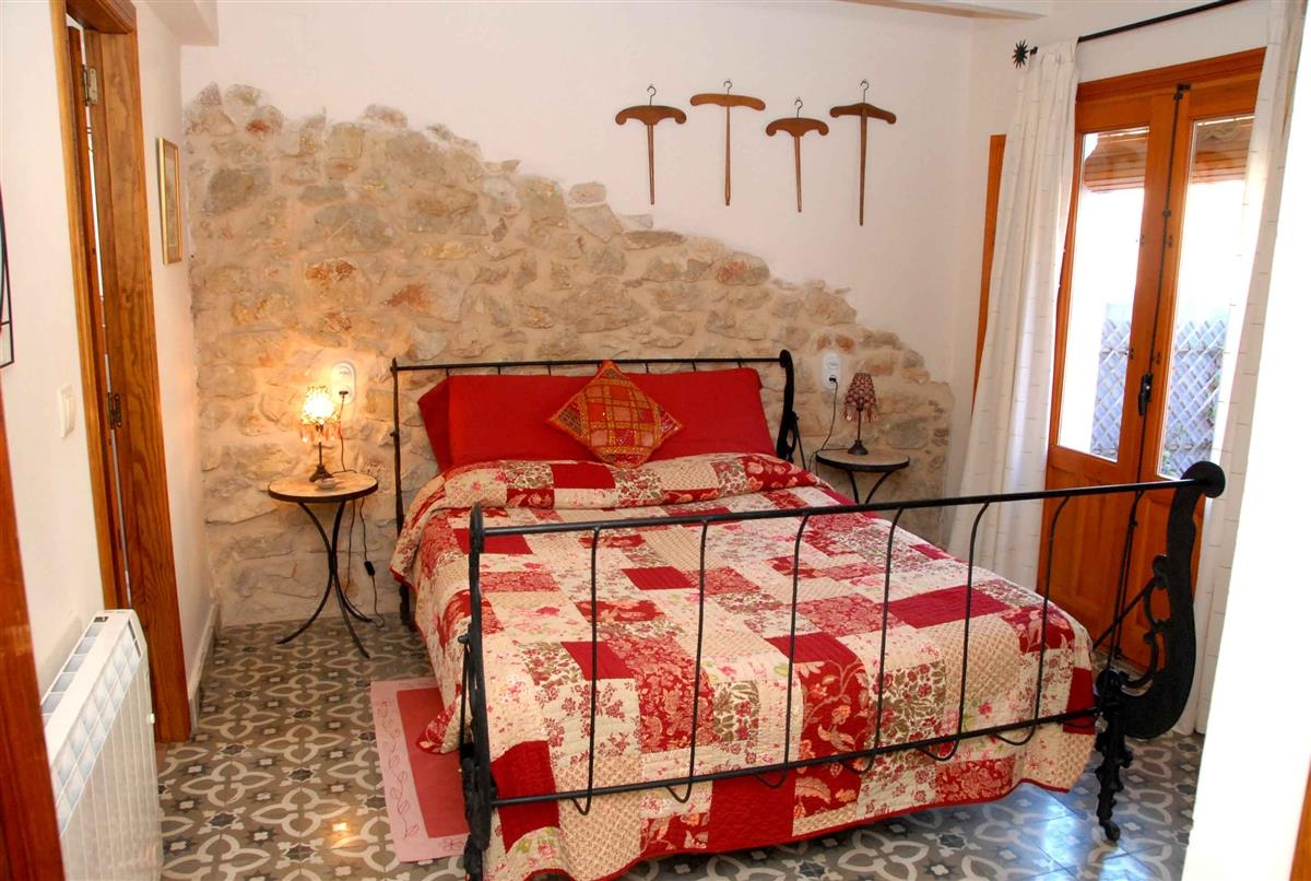 Holiday home Xaymaca Double ensuite bedroom w/terrace