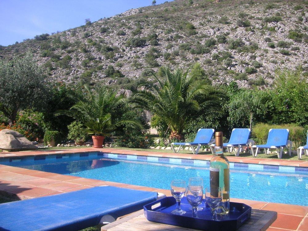 Xaymaca country holiday home Pool and mountain views