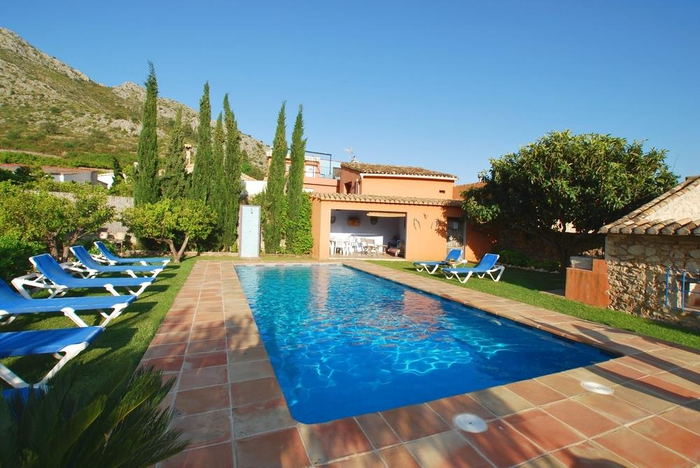 Country Holiday Home XAYMACA Benimeli, Alicante