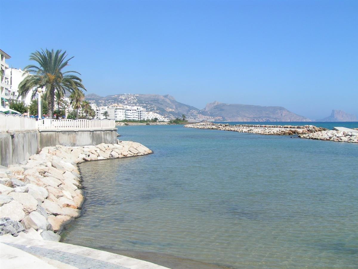Altea Coastal View