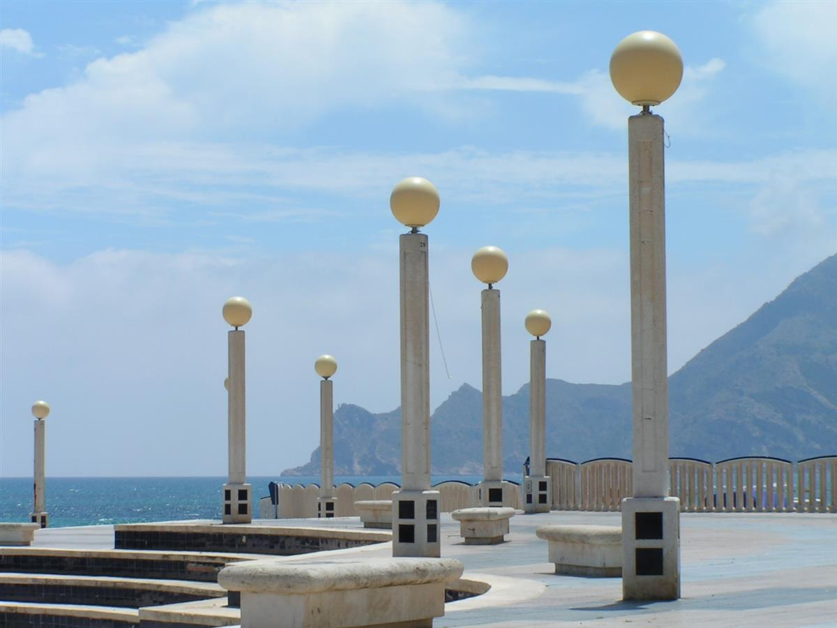 Altea coast