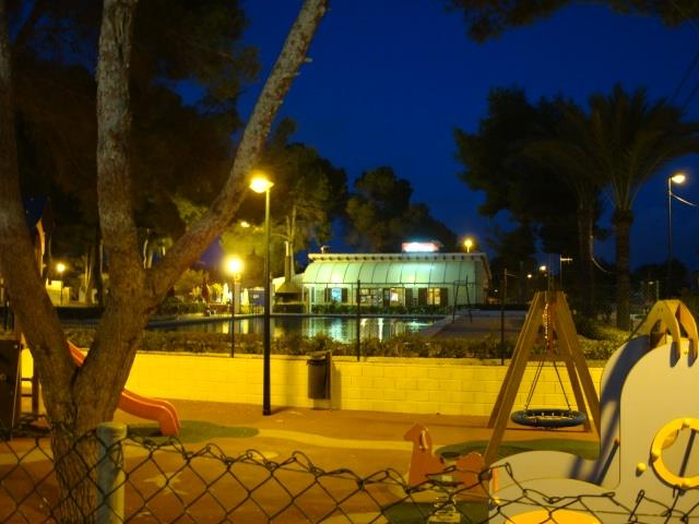 Don Pepe's, Campoverde, swimming pool for use at a small charge.