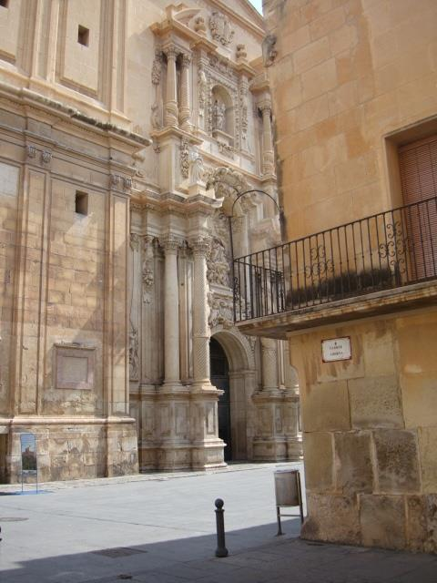 Church at Elche