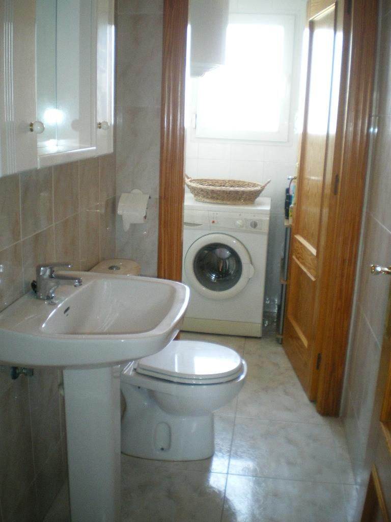 Sink toilet and utility room