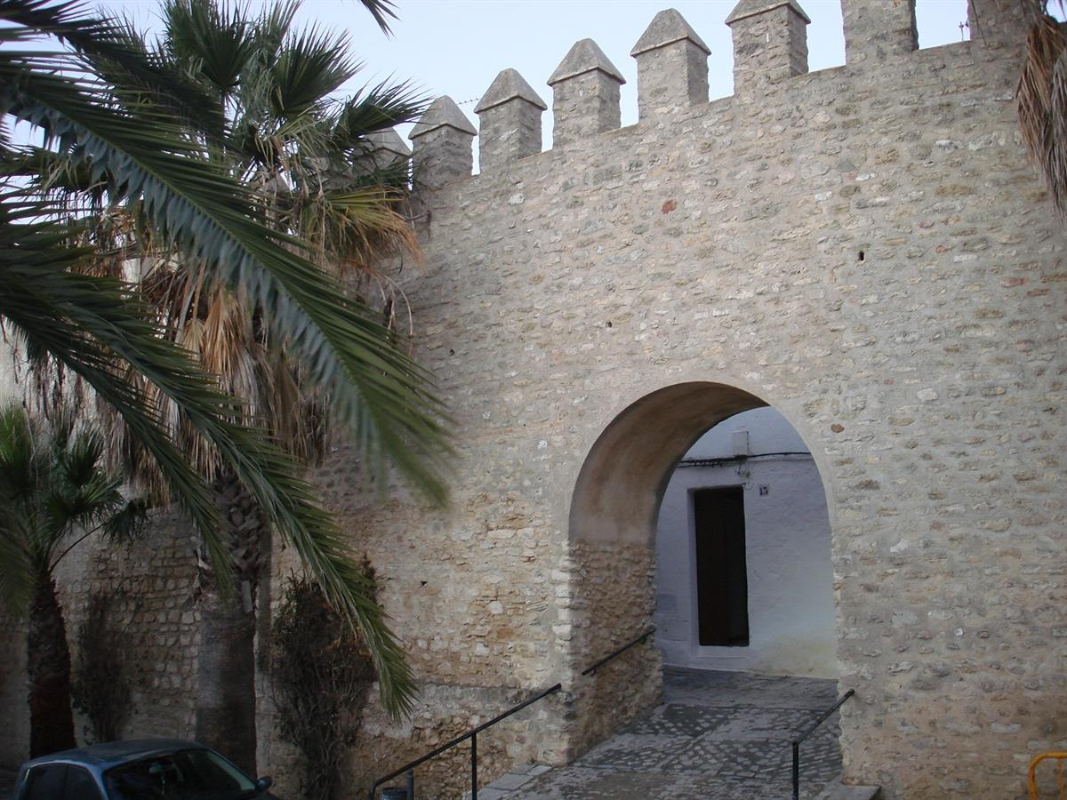 The old city has five gates through the city walls