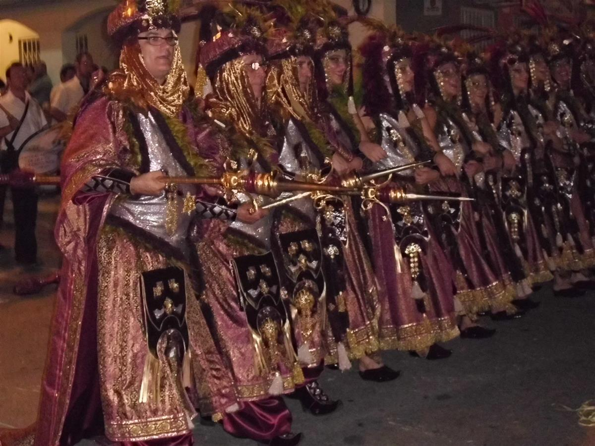 Moors and Christians Parade 2013  ALTEA