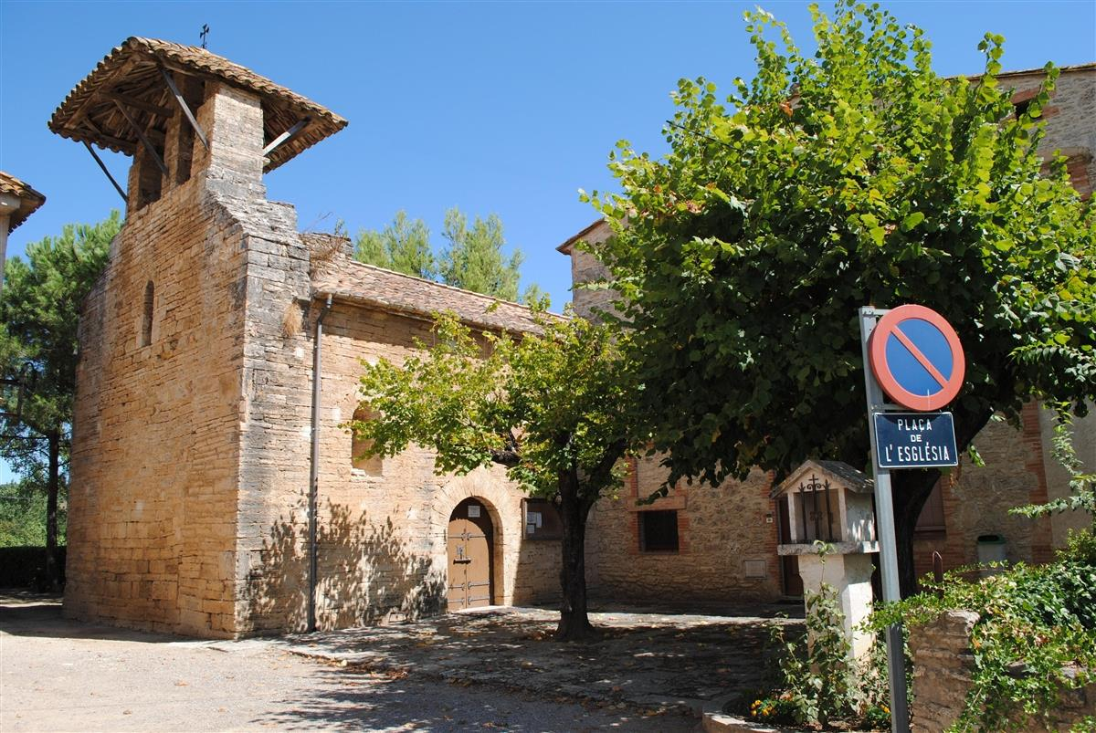 the Mata village church of XII century