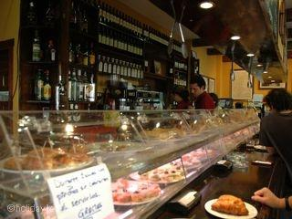 """One of the many """"tapas"""" Bars"""