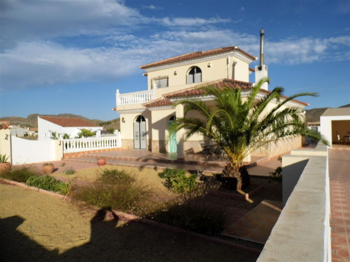 Property For Rent In Albox Spain