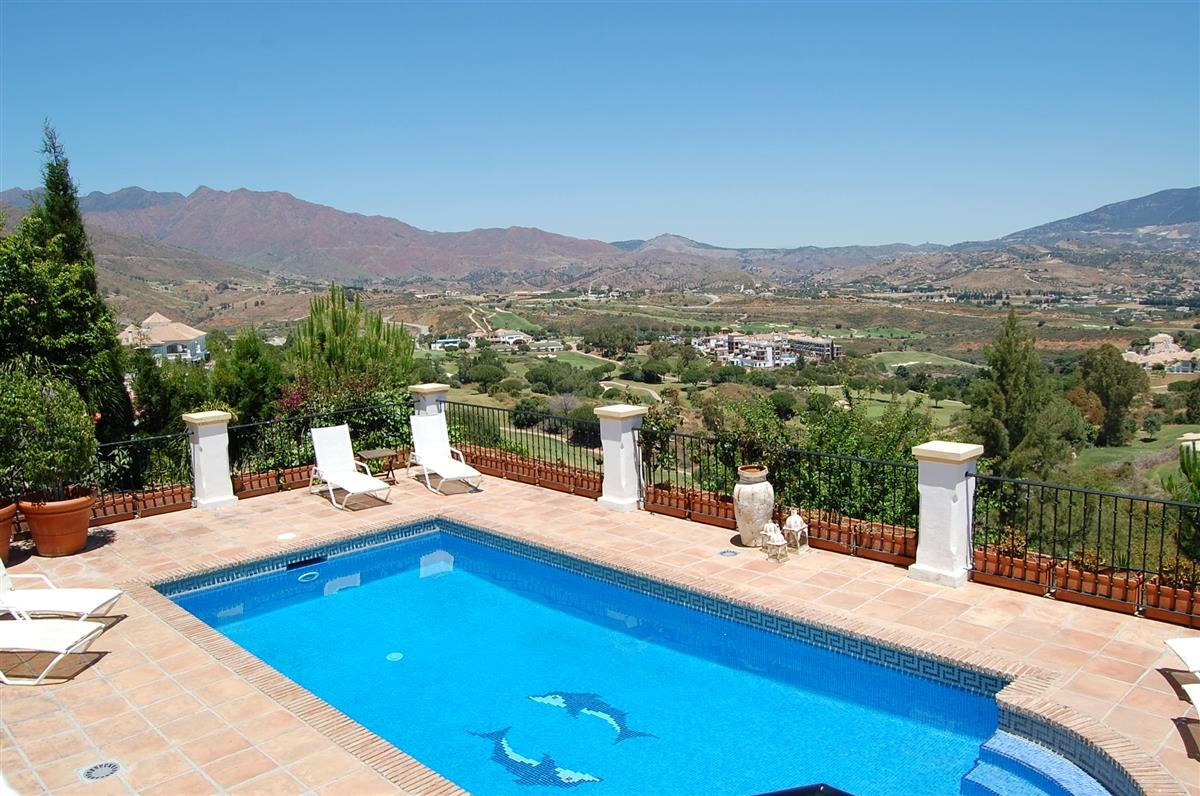 Villa In Spain To Rent Costa Del Sol