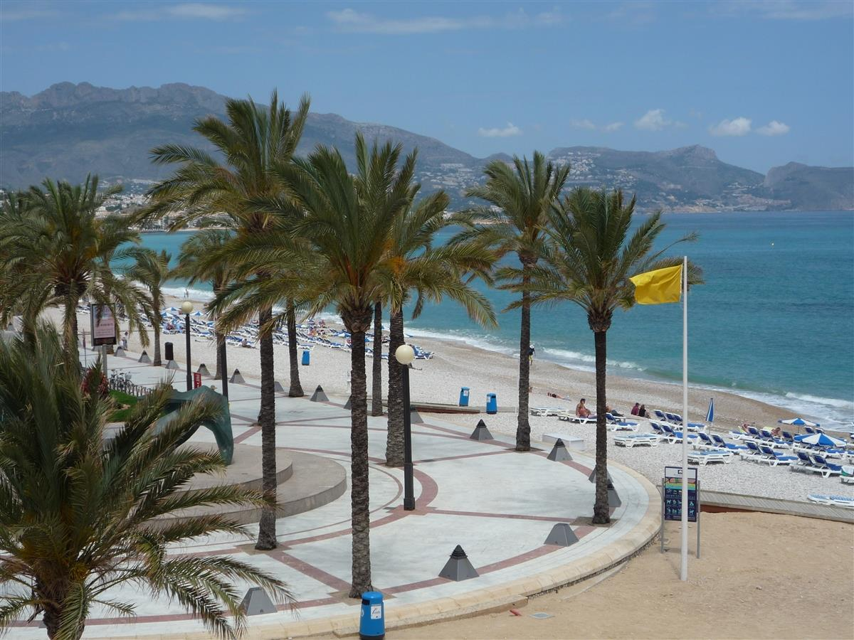 Albir,a lovely walk from Altea
