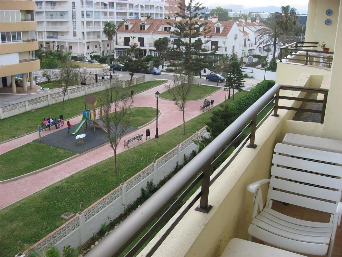 View of Play Area from side balcony